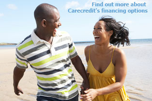Find out more about Carecredit's financing options
